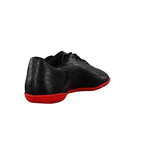 adidas X 16.4 In J, Botas de Fútbol Niños negro/gris