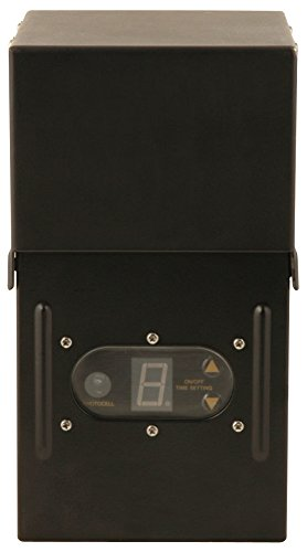 Outdoor Light Timer Box in US - 6