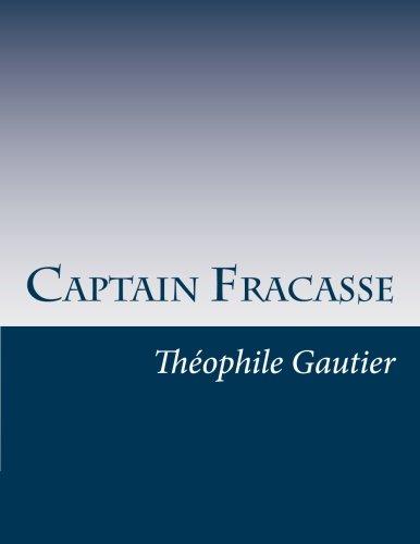 """""""Captain Fracasse"""" av Théophile Gautier"""