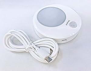 Motion detection light/sensor light/USB rechargeable cabinet light/kids night light
