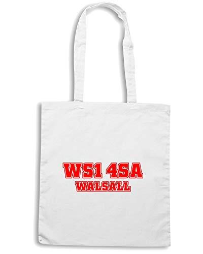 Bianca Shopper Shirt WALSALL Speed POSTCODE WC1513 Borsa q17xz