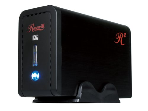 Rosewill Drive Enclosure Cable Attachment