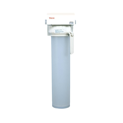 Thermo Scientific Barnstead D4505 B-Pure Deionizer Water Purification System Half Size Cartridge Holder, 2L/Min Maximum Flow Rate, 7' Width x 7' Height x 15' Depth