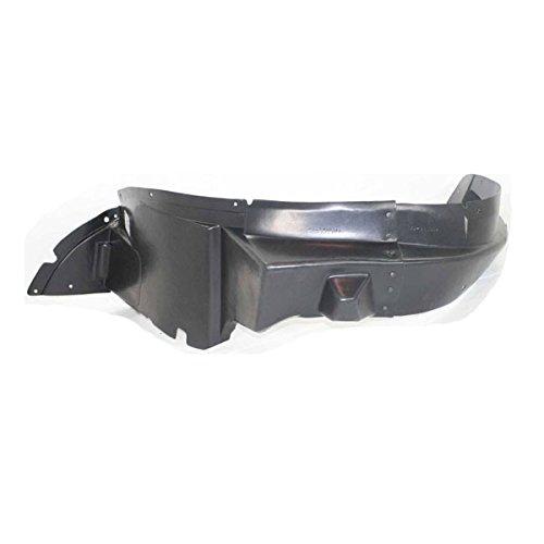 - Koolzap For 06-11 Chevy HHR Wagon Front Splash Shield Inner Fender Liner Panel RH Right Side
