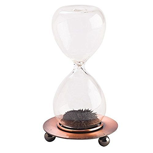 MAYMII Hand blown Magnet Magnetic Hourglass product image
