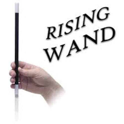 Big Game Toys~Magic Wand Levitating Rising Jumping Magicians Wizard Classic Black/White 13