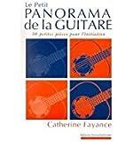 Le petit Panorama de la guitare Volume 1 - Fayance