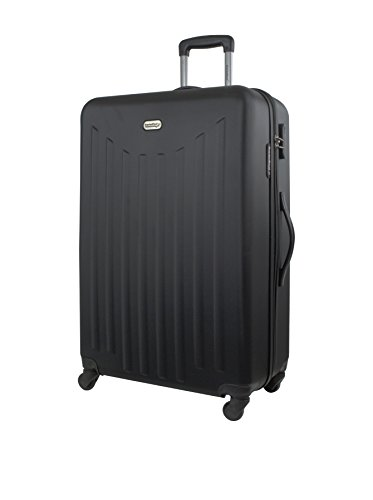Small Cm American Travel Brooklyn Nero 50 Rigido Trolley qqStR