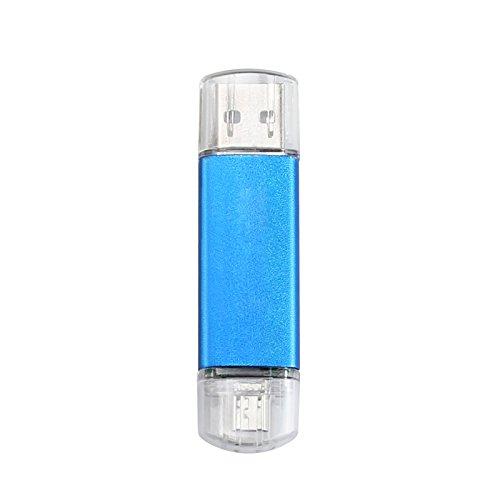 Ayake 64GB USB Memory Stick Flash Drive USB 2.0 Micro USB Da