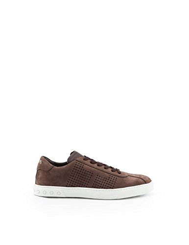Tod Mænd Xxm0xy0x990d6ys800 Brune Læder Sneakers n4m8ALgj