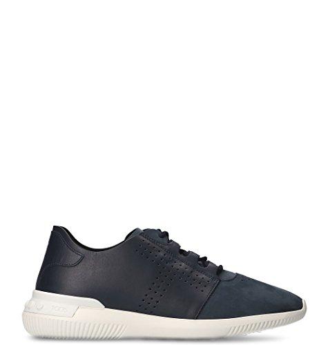 Salida De Fábrica Venta Tod's Sneakers Uomo XXM91B0Y180D6Y99IL Pelle Blu Genuina Barata El Más Barato Pagar Con Visa En Línea Barata qB2jWPlM3