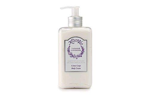 Mistral French Lavender Organic Shea & Olive Body Cream 10 FL Oz