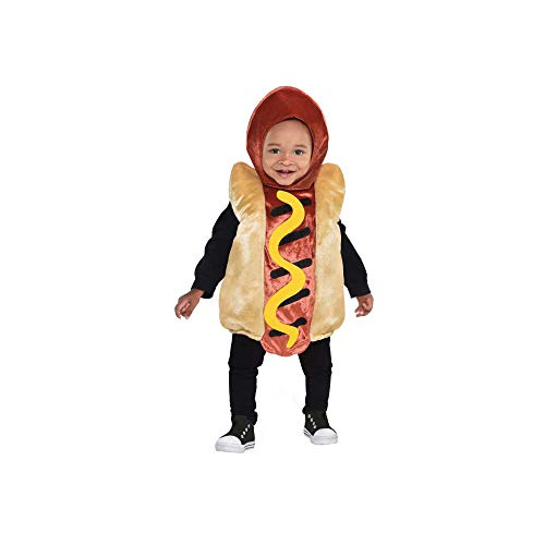 Baby And Dog Halloween Costumes (Suit Yourself Costumes for Halloween (6-12 Months, Mini)