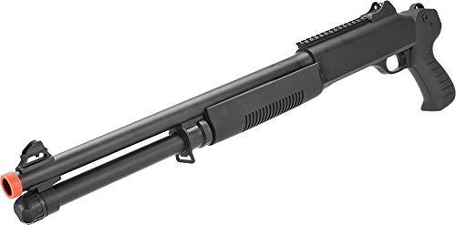 Evike Airsoft M3 3-Round Burst Multi-Shot Shell Loading Shotgun (Model: Matrix Special Edition Pistol Grip)