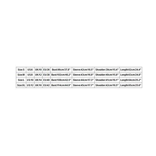 Blanc Femmes Printemps Et Élégant Casual Manches À Mode Blouse Blazer Taille Sept Slim Femme Adeshop Quarts Manteau Lâche Manteau Grande Nouveau Tops Revers Automne Chic qSW4HRxt