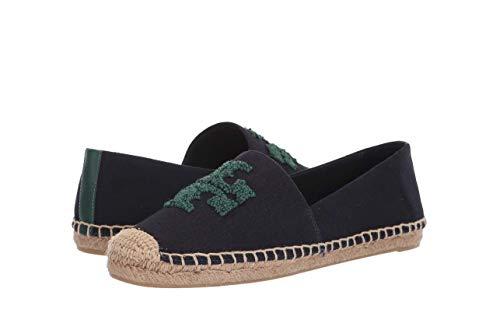 Tory Burch Women's Navy Norwood Elisa Espadrilles Shoes (9 M US) -