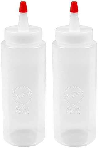 Wilton Mini Squeeze Bottles, 2-Piece
