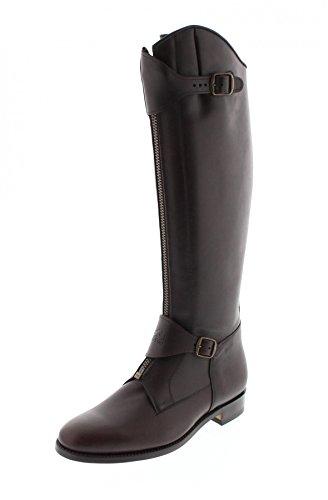 El Estribo Brown Fashionstiefel Boots Brown Riding 1231 Marron rUR1wqr