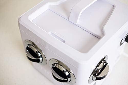 E3-blanco caravana Transcool Nuevo modelo enfriador por evaporaci/ón caravana autocaravana barco 1,5 kg camping enfriador de aire ligero