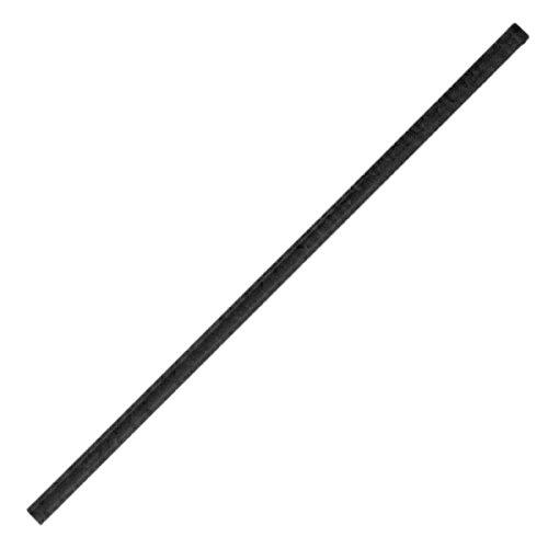 ホップ 支柱 ポール (カーブミラーガレージミラー用) 50.8φ×2M75cm HPS-ポール50.8黒 日本製 B01L87JQQW 16256