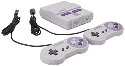 Super NES Classic (Renewed) (Best Super Nintendo Fighting Games)