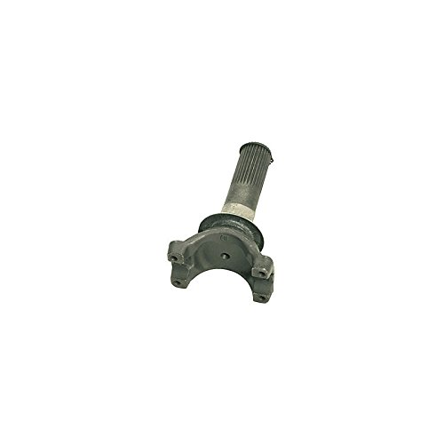Eckler's Premier Quality Products 25161792 Corvette Differential Side Yoke With Automatic Transmission Left