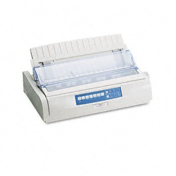 Oki Microline 421 Dot - Oki-M-Oki Microline 421 Dot Matrix Impact Printer ,Microline (Pack Of 2