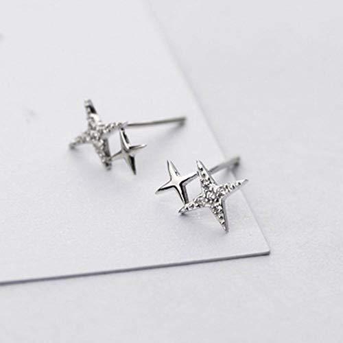 (Womens Gifts Fashion Stud Earrings Earrings Star)