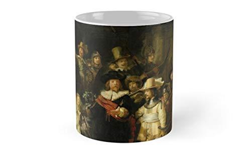 ('Nachtwacht', Rembrandt, The Night Watch' Mug(One Size))