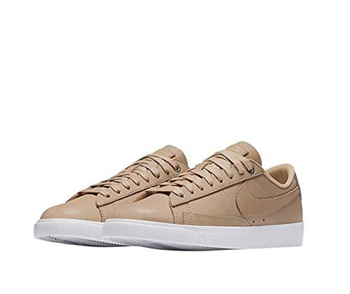 Nike Women's Blazer Low SE PRM Bio Beige AA1557-200 (Size: 9.5)