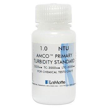 LaMotte 1484 Turbidity Standard, 1 NTU, EPA, 60 mL bottle
