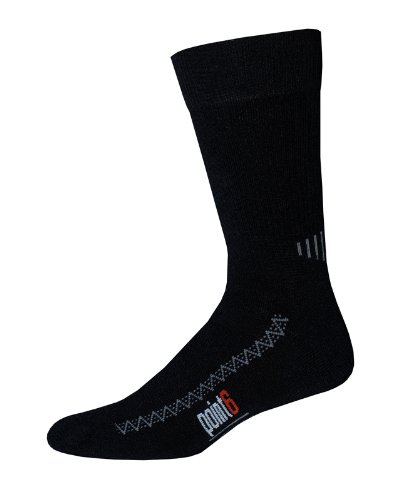 point6 Women's Active Medium Cushion Crew Socks