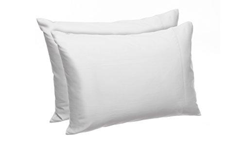 Outlast All Season Temperature Regulating Pillowcases in White, King