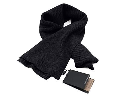State Cashmere Men's 100% Cashmere Solid Color Winter for sale  Delivered anywhere in USA