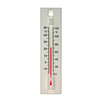 Wall Thermometer for Indoor & Outdoor Use - Use in the Garden ...