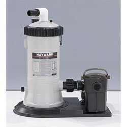 Hayward C5501575XES EasyClear 1 HP Above-Ground Pool Filter Pump System