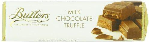 Butlers Chocolate Ireland (Butlers Truffle Bar, Milk Chocolate, 2.64)