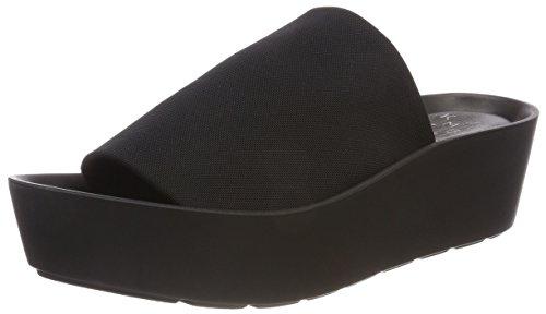 KMB Women's Amazonas Platform Sandals Black (Black 1) DnfwpgDbL4