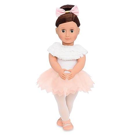 3f6840fbc Amazon.com: Our Generation Dolls Valencia 18