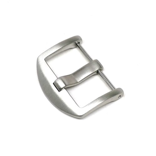 DaLuca ARD Screw In Watch Strap Buckle - Brushed : 22mm