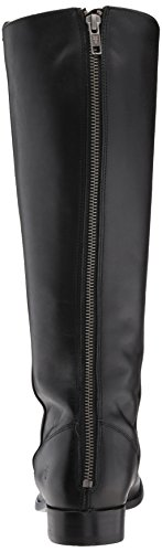 Women's Melissa Boot Riding Black Back Zip Frye Stud n8dq5Azwdx