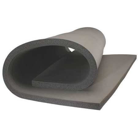 36'' x 4 ft. Gray Duct Liner, 1'' Thick by K-Flex USA