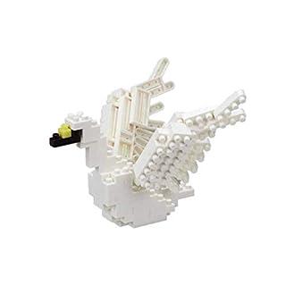 Nanoblock Swan Building Kit