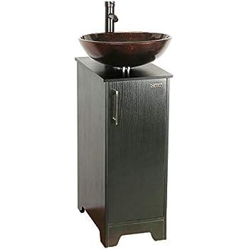 Foremost COEAT1816 Columbia 18-Inch Espresso Bath Vanity ...