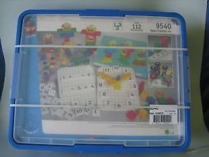 LEGO DUPLO Early Math Numbers Set # 9540