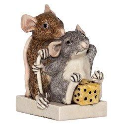Armonía Reino mice- it takes dos