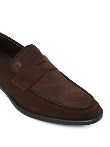Formal Uomo Scuri Suede Tod's Loafers 7wgxFndFUq