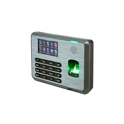 Biometric Multimedia Reader for Time and Attendance, Capability 3000 Users, TCP/IP by ZK-AccessPro