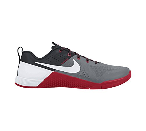 Mens Training University Red Nike Shoes Metcon Cool White 3 Grey Black q1EwPEO