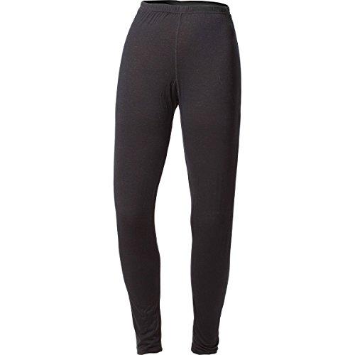 Midweight Base Layer Bottom (Minus33 100% Merino Wool Base Layer Midweight Black Bottoms)